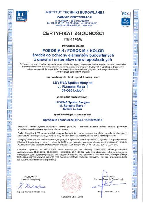 fobos-m-4_certyfikat-zgodnosci-2016