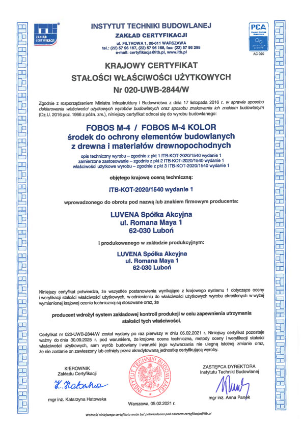 fobos_m-4_certyfikat_stalosci_2021