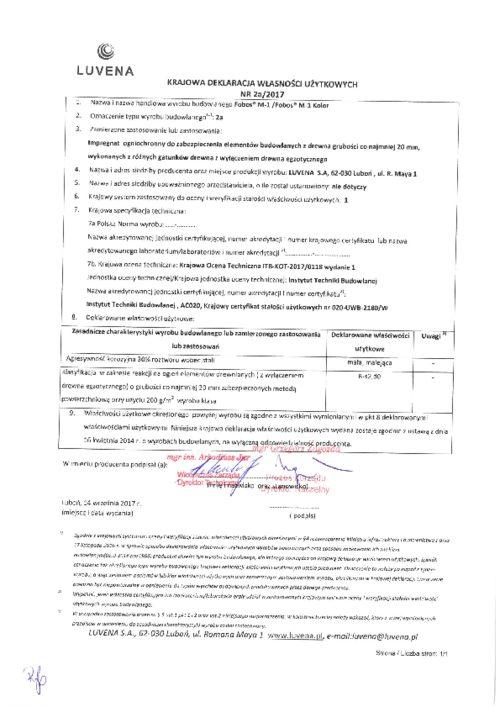 fobos-m-1_krajowa-deklaracja-wlasnosci-uzytkowych_09,2017