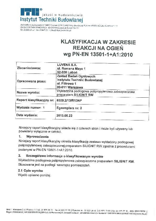 silignit_klasyfikacja_ogniowa_wykladziny_pp